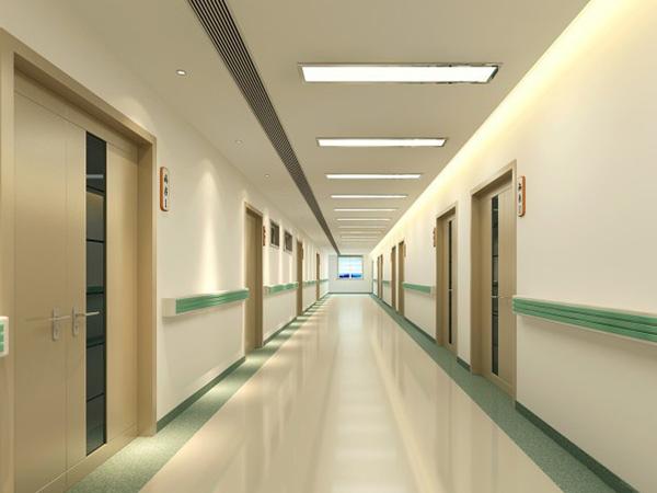医用走廊扶手工程项目